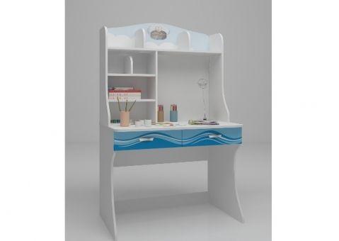 Письменный стол Ocean Advesta с полками