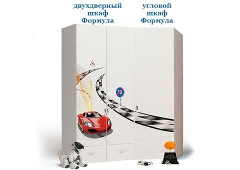 Угловой шкаф Formula Advesta