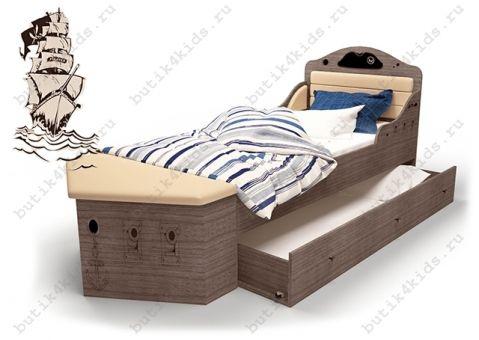 Ящик-кровать выкатная Pirate