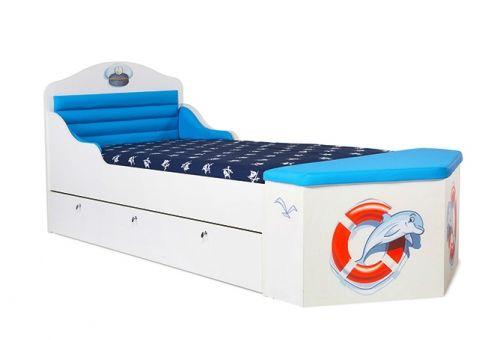 Кровать-корабль Ocean Advesta
