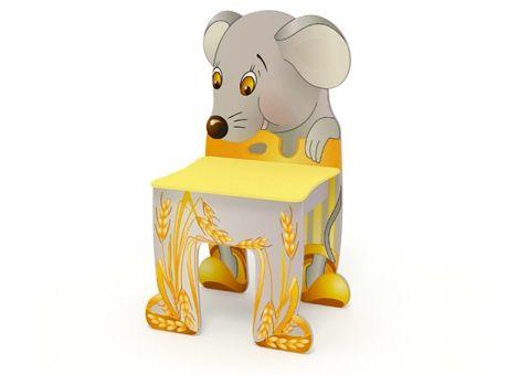 Стул детский Мышка
