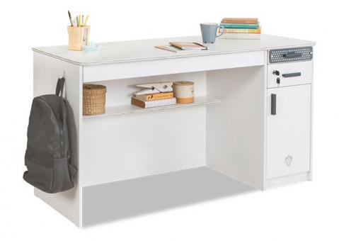 Большой письменный стол Black и White Cilek Арт.1103