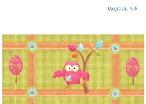 Декоративные подушки Совушки детские