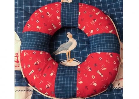 Детские игровые подушки Якорь и Спасательный круг