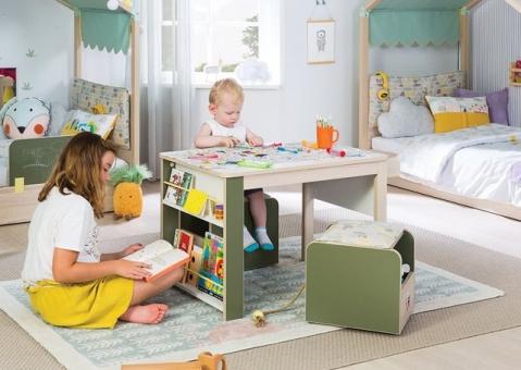 Детский стол Montessori Cilek 20.68.1101.00