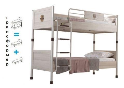 Двухъярусная кровать ROYAL Cilek 20.09.1401.00