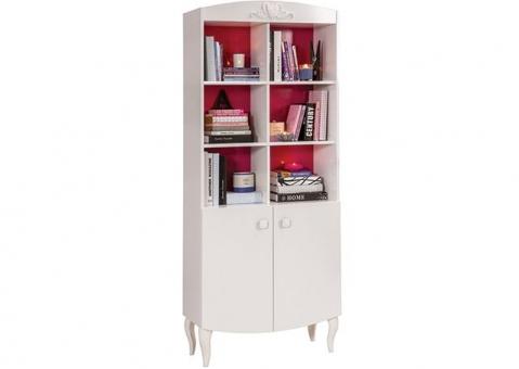 Книжный шкаф Yakut Cilek для девочки 20.20.1501.00