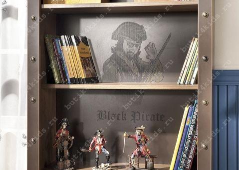 Книжный стеллаж Black Pirate 20.13.1501.00