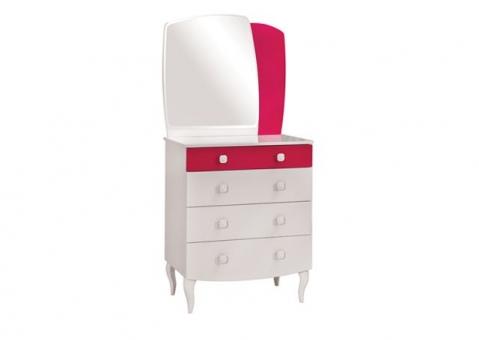 Туалетный столик Yakut Cilek для девочки Арт.1202