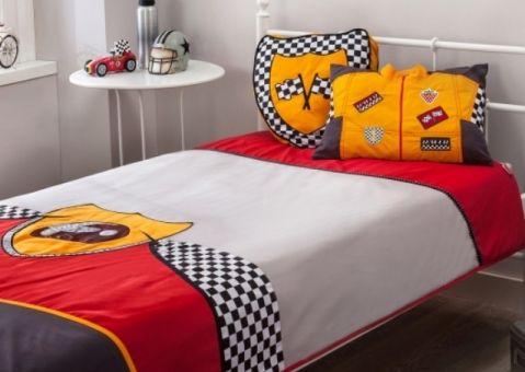 НАБОР BiSpeed Cilek 21.04.4495.00: покрывало с подушками