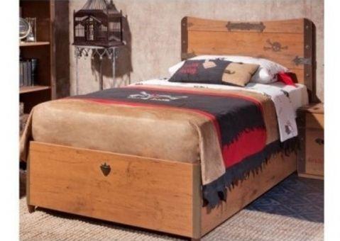 Кровать Black Pirate Cilek KS-1705 с подъёмным механизмом