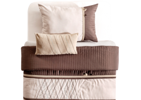 НАБОР Cool Cilek AKS-4415: покрывало и подушки
