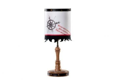 Настольная лампа Black Pirate Cilek AKS-6313