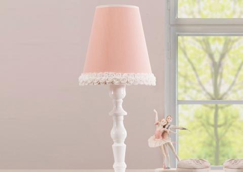 Настольная лампа Romantic Cilek AKS-6335