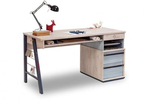 Большой письменный стол Trio Cilek для мальчика 20.50.1101.00