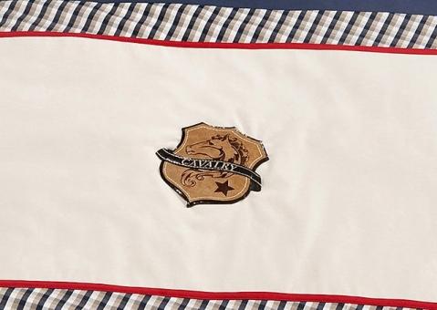 НАБОР Royal Cilek 21.04.4401.00: покрывало и подушки