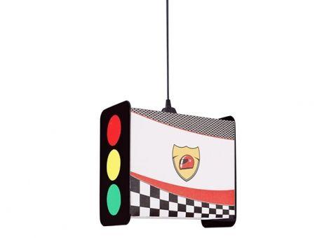 Потолочный светильник Traffic Light Cilek 21.10.6357.00