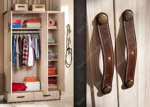 Шкаф 3-х дверный Royal Cilek 20.09.1002.00