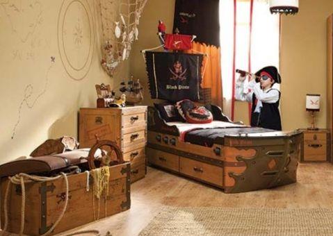 Ящик для игрушек Black Pirate 20.13.1901.00