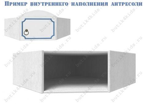 Антресоль Регата для углового шкафа