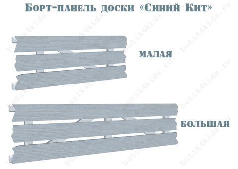 Борт-панель доски Белый Кит