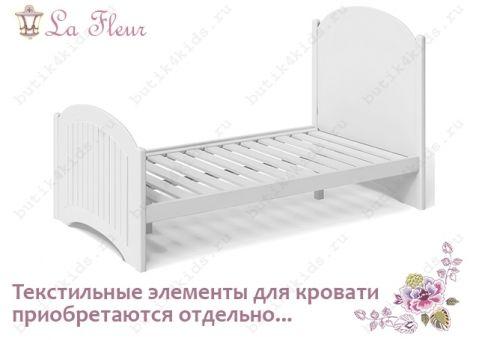 Детская кровать с изголовьем La Fleur (Ла Флёр)