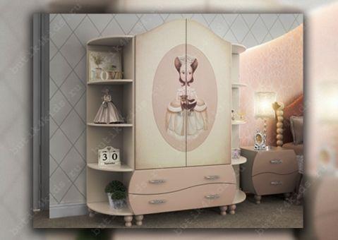 Детская мебель Маркиза