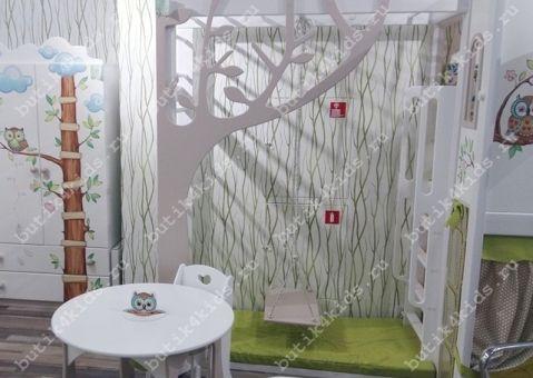 Детский столик Совы