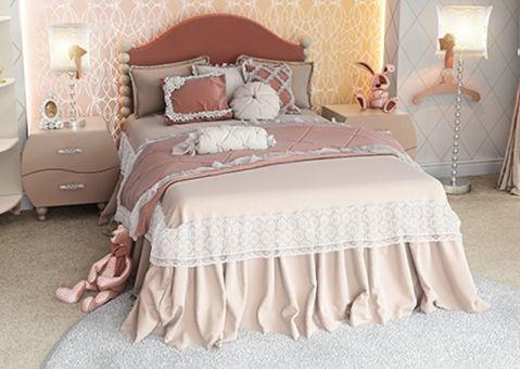 Кровать с изголовьем Маркиза