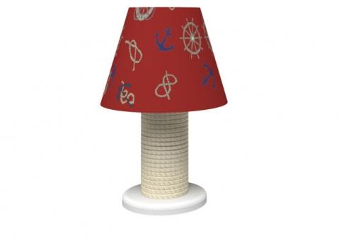 Лампа Белый Кит