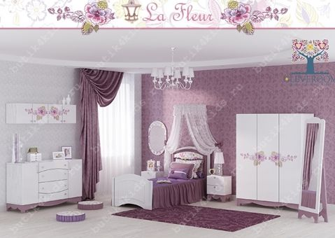 Модуль полузакрытый La Fleur (Ла Флёр)