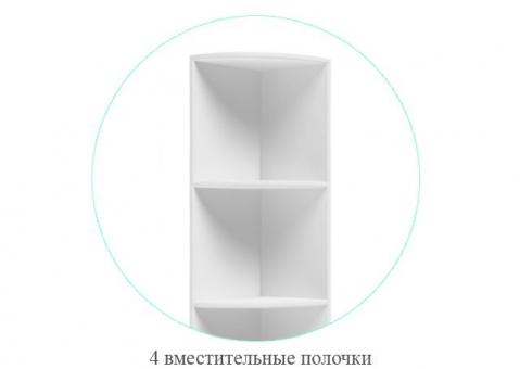 Модуль угловой Фанни Банни для шкафа