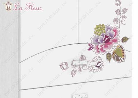 Шкаф двухдверный с ящиками La Fleur (Ла Флёр)