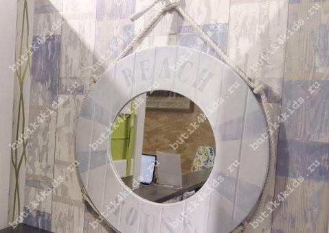 Зеркало навесное Белый Кит