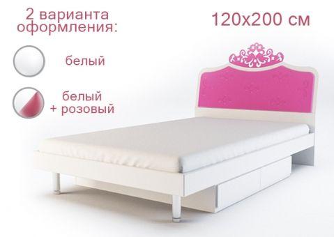 Кровать Стефания ФемаБеби 120*200
