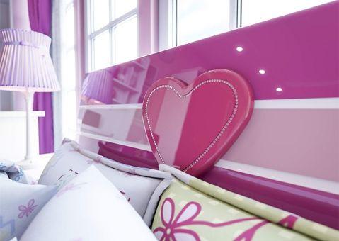 Кровать Виолетта 120*200