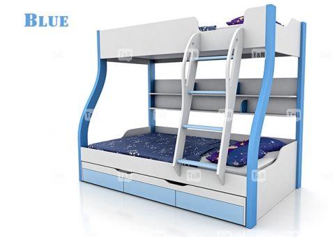 Кровать двухъярусная Tracy для детей разного возраста