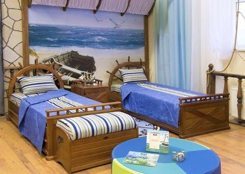 Детская мебель Морской стиль