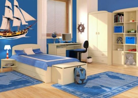 Подростковая мебель Ваниль