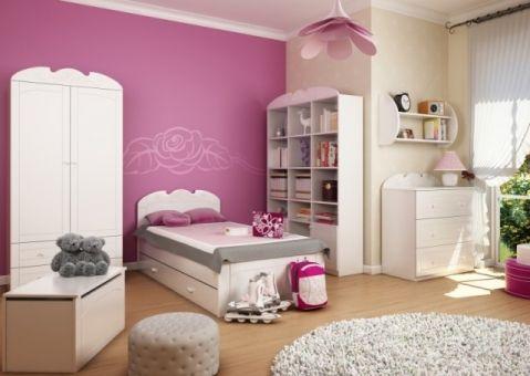 Детская мебель Бьянко Мобиле, Бьянко Фиоре