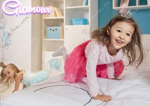 Детская мебель Гламур Меблик