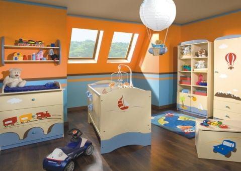 Детская мебель Путешественник для новорожденных