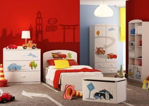 Детская мебель Тачки для новорожденных