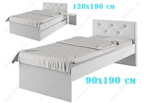 Кровать Гламур Меблик