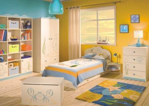 Кровать Океан Меблик 190х90, 190х120, 160х80