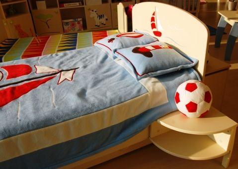 Кровать Путешественник Меблик 190х90, 190х120, 160х80