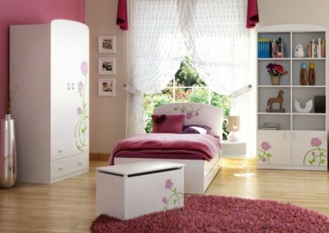 Кровать Роза Меблик 190х90, 190х120, 160х80