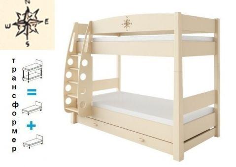 Кровать двухъярусная Дакар