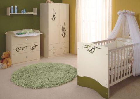 Кроватка Тату 140х70