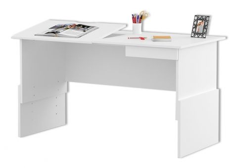 Письменный стол Меблик 14 Макс Плюс правый/левый